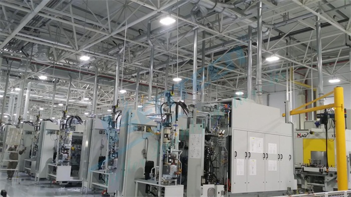 Machining Mist Collecting System at SGMW-Chongqing