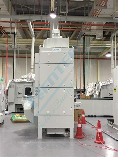 Machining Mist Collecting System at Ford Transmission II